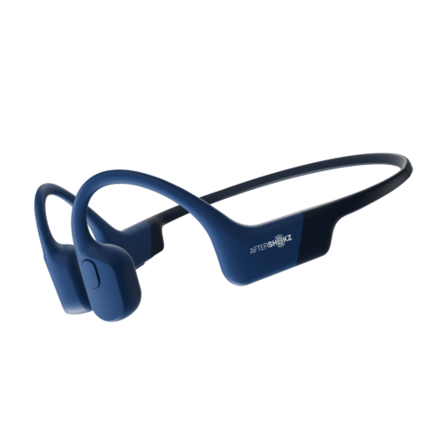 AfterShokz Aeropex i farven Blue Eclipse 2