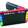 Billede af RUBY HD stående, med håndtag foldet halvt ud