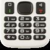 Billede af det alfanumeriske tastatur på MiniVision Mobiltelefon