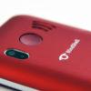 BlindShell Classic Rød Kamera, SOS og Højttaler
