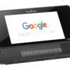 BrailleNote Touch Plus 18 Set lidt fra siden
