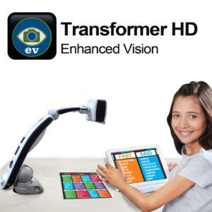 Transformer HD bruges af elev