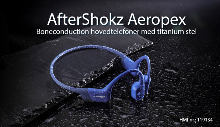 Aftershokz Aeroplex