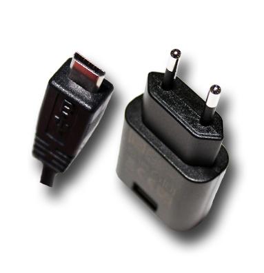 Micro-USB strømforsyning