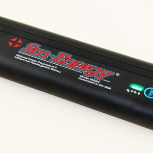 Topaz PHD Batteri