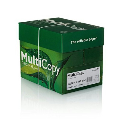 Printer papir kasse 160 gr