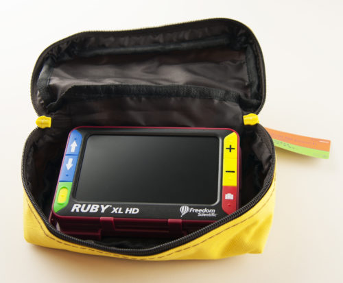 Ruby XL HD Pouch m RUBY