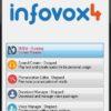 Screenshot af infovox4 kontrolpanel