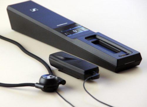 Sennheiser Flex 5000 Hovedenhed og Modtagerenhed