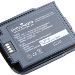 Victor Stream II Batteri