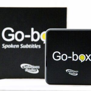 Billede af Go-box og æske.