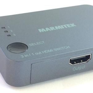 Marmitek Connect 310 UHD Tæt på