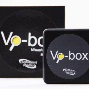 Billede af Vo-box og ækse