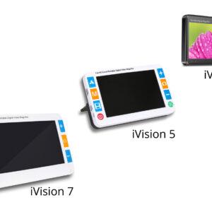 Billede af iVision Elektroniske forstørrelsesenheder Samlet