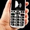Billede af MiniVision 2 som holdes i hånden
