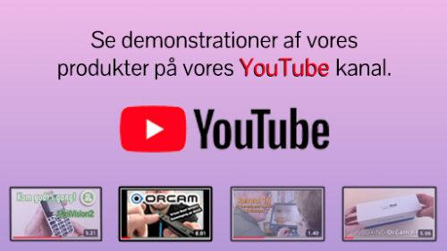 Instrulog på YouTube